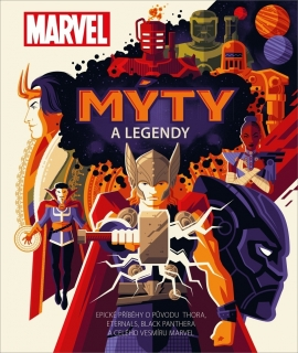 MARVEL: MÝTY A LEGENDY