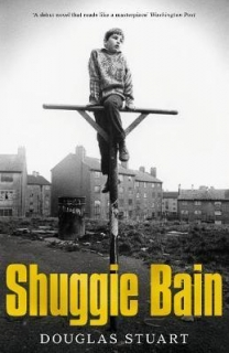 SHUGGIE BAIN : SHORTLISTED FOR THE BOOKE