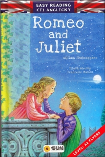 EASY READING ROMEO AND JULIET A2